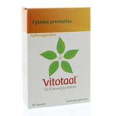 Vitotaal Ashwagandha (45 capsules)