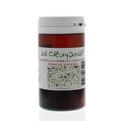 Cruydhof Boswellia serrata / Indische wierook tabletten (60 tabletten)