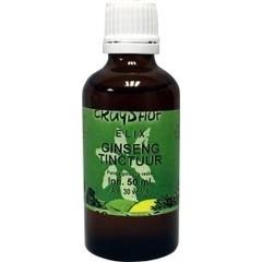 Elix Ginseng tinctuur bio (50 ml)