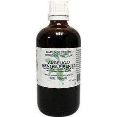 Natura Sanat Angelica / mentha piperita compl tinctuur (100 ml)