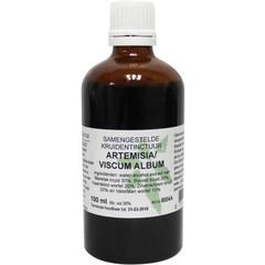 Natura Sanat Artemisia vulgaris / viscum album compl tinctuur (100 ml)