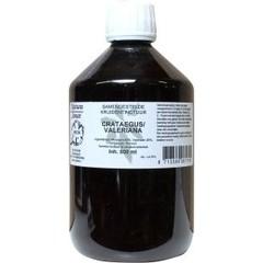 Natura Sanat Crataegus / valeriana compl tinctuur (500 ml)
