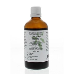 Natura Sanat Curcuma / boldo compl tinctuur (100 ml)