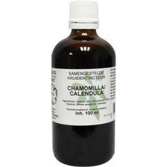 Natura Sanat Chamomilla / calendula compl tinctuur (100 ml)