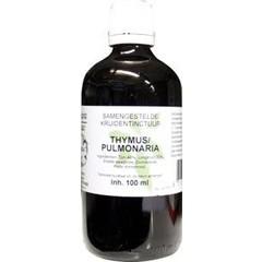 Natura Sanat Thymus / pulmonaria compl tinctuur (100 ml)