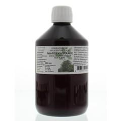 Natura Sanat Aesculus hippocast / paardenkastanje tinctuur (500 ml)