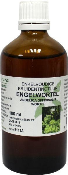 Natura Sanat Natura Sanat Angelica officinalis / engelwortel tinctuur bio (100 ml)