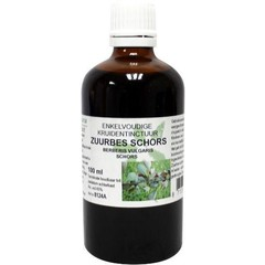 Natura Sanat Berberis vulgaris / zuurbes wortel tinctuur (100 ml)