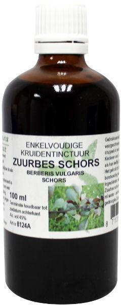 Natura Sanat Natura Sanat Berberis vulgaris / zuurbes wortel tinctuur (100 ml)