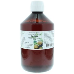 Natura Sanat Theobroma cacao cortex / cacao dop tinctuur (500 ml)