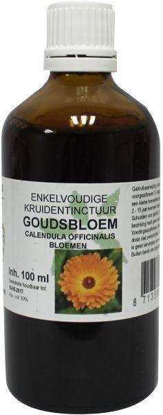 Natura Sanat Natura Sanat Calendula officinalis fl / goudsbloem tinctuur (100 ml)
