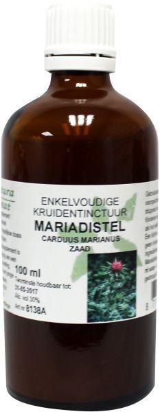 Natura Sanat Natura Sanat Carduus marianus fructus / mariadistel tinctuur (100 ml)
