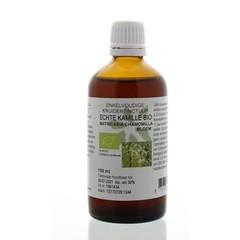 Natura Sanat Matricaria chamomilla fl / echte kamille tinctuur (100 ml)