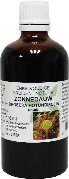 Natura Sanat Natura Sanat Drosera rotundfolia hrb / zonnedauw tinctuur (100 ml)