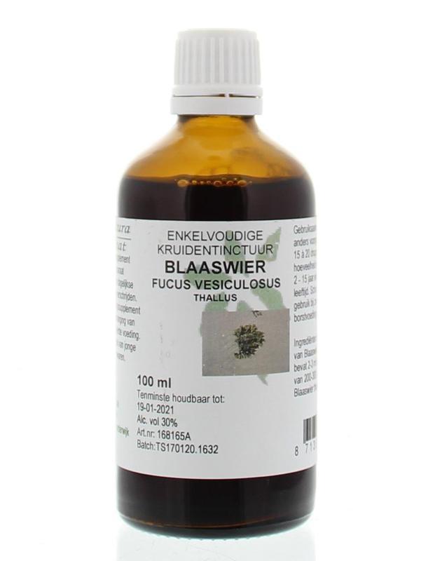 Natura Sanat Natura Sanat Fucus vesiculosus / blaaswier tinctuur (100 ml)