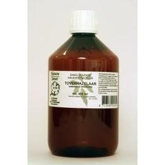 Natura Sanat Hamamelis virginiana cort / toverhazelaar tinctuur (500 ml)