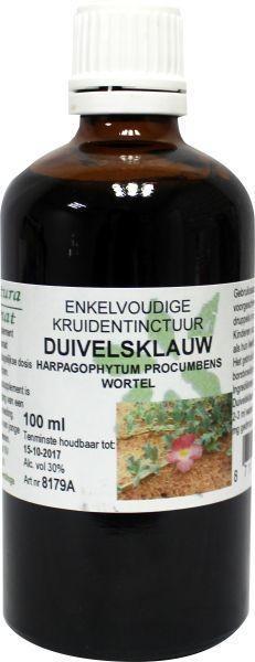 Natura Sanat Natura Sanat Harpagophytum p r / duivelsklauw tinctuur (100 ml)