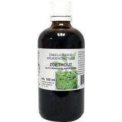 Natura Sanat Glycyrrhiza glabra radix / zoethout tinctuur bio (100 ml)
