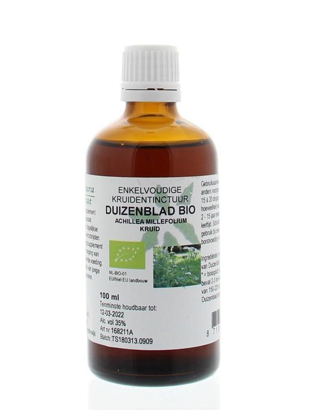 Natura Sanat Natura Sanat Achillea millefolium / duizendblad tinctuur bio (100 ml)