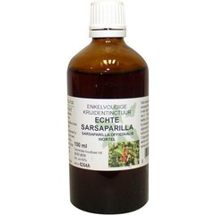 Natura Sanat Smilax off rad / sarsaparilla tinctuur (100 ml)