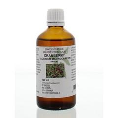 Natura Sanat Cranberry vrucht tinctuur (100 ml)