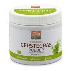 Mattisson Gerstegras barley grass Europa biologisch (125 gram)