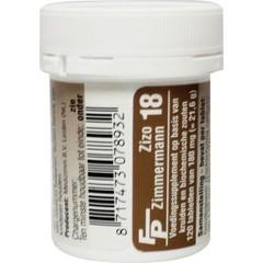 Medizimm Zizo 18 (120 tabletten)