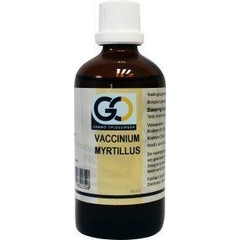 GO Vaccinium myrtillus (100 ml)