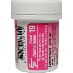 Medizimm Zakai 19 (120 tabletten)