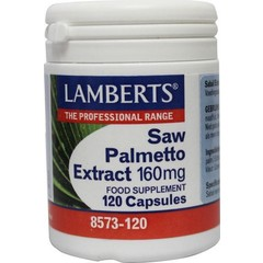 Lamberts Sabal extract (saw palmetto) (120 capsules)