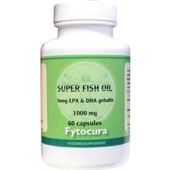 Fytocura Super fish oil 35 EPA 25 DHA (60 capsules)