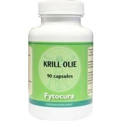 Fytocura Krill olie (90 capsules)
