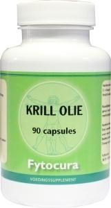 Fytocura Fytocura Krill olie (90 capsules)