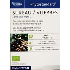Phytostandard Vlierbes (20 capsules)