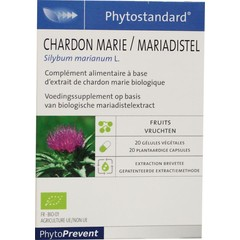 Pileje Mariadistel (20 capsules)