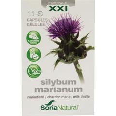 Soria Silybum marianum XXI 11-S (30 capsules)