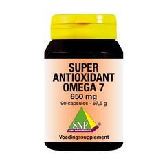 SNP Super antioxidant omega 7 (90 capsules)