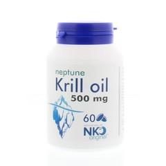 Soria Neptune krill oil (60 capsules)