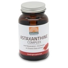 Mattisson Astaxanthine complex (60 capsules)