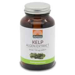 Mattisson Kelp algenextract 150 mcg jodium (200 tabletten)