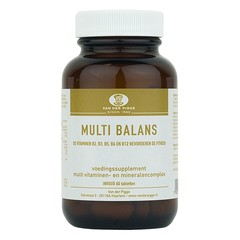 Pigge Multi balans (60 tabletten)