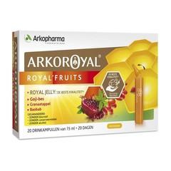 Arko Royal Royal fruits (20 ampullen)