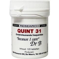 DNH Quint 31 (120 tabletten)