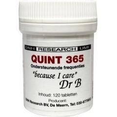 DNH Quint 365 (120 tabletten)