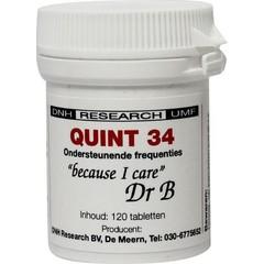 DNH Quint 34 (120 tabletten)