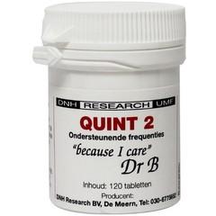 DNH Quint 2 (120 tabletten)