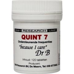 DNH Quint 7 (120 tabletten)