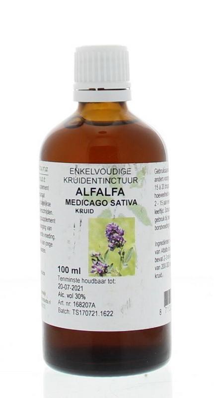 Natura Sanat Natura Sanat Medicago sativa / alfalfa tinctuur (100 ml)
