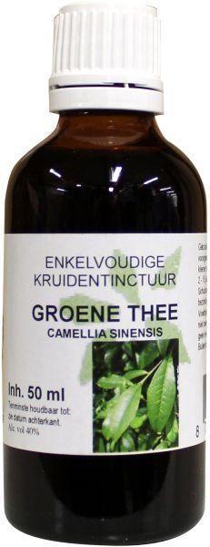 Natura Sanat Natura Sanat Camellia sinensis / groene thee tinctuur (50 ml)
