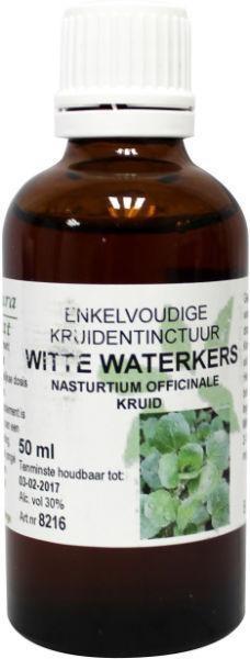 Natura Sanat Natura Sanat Nasturtium off / witte waterkers tinctuur bio (50 ml)